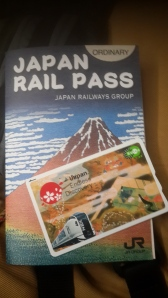 Japan Rail Pass + Suica