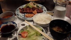 Kobe Beef Lunch Set