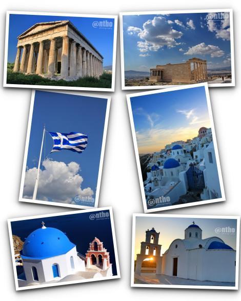 Kolase Yunani