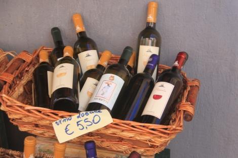Anggur khas Cinque Terre