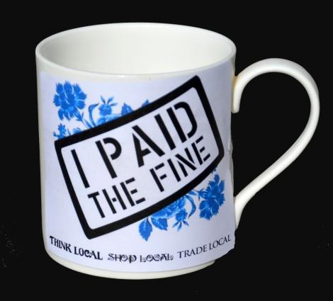 Pay Fine