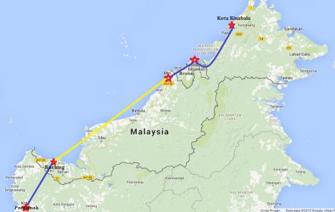 Road Trip Borneo Utara