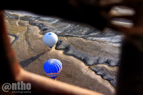 Balon mendarat